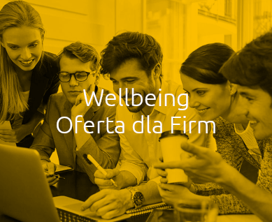 Wellbeing - Oferta dla Firm